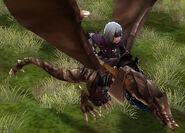 FE14 Wyvern Rider (Beruka)