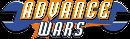 File:Advance Wars Logo.png
