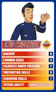 Elvis Character card
