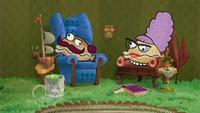 Clamantha's parents