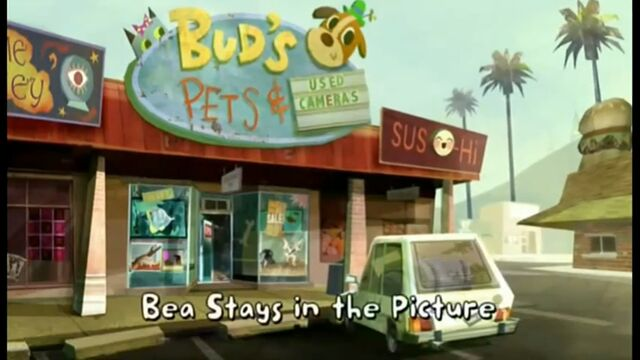 File:Bea Stays in the Picture title card - first airing.jpg