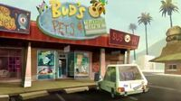 Buds Pet Shop