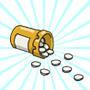 Caffeine-pills