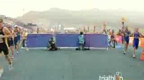 Beijing Triathlon World Cup 2007 - Elite Men