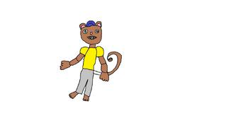 Wilfrid The Monkey