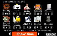 Show timeFNOC