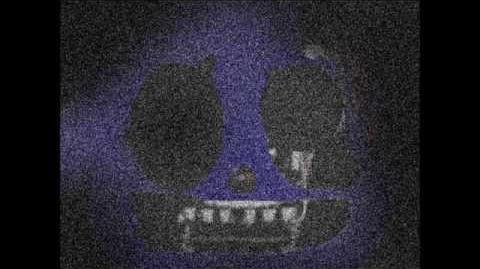 Five Nights at Fredbear's Remains Test Animatic