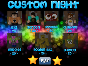 Custom night wwab