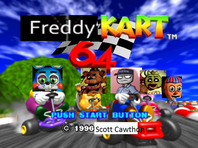 File:FreddyKart64TitleScreen.png