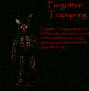 Forgotten traspring profile