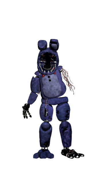 Image - Withered bonnie full body thank you image.png ...