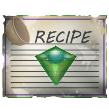 Special Emerald Gem Recipe