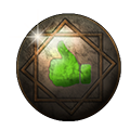 Bronze Comment Thumb Badge