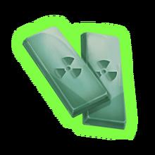 Uranium ingots