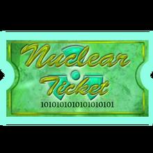 Radioactive ticket