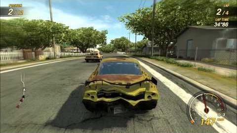 FOUC. Venom race