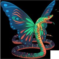 Colorburst Buttersnake