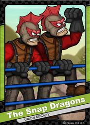 056 The Snap Dragons