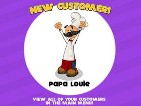 Papa Louie Unlocked