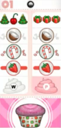 Carlo's Cupcakeria order during Christmas