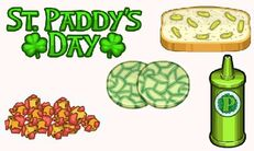 St. Paddy's Day Ingredients