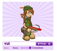 Yui hood