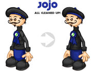 Jojo clean