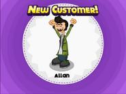 Allan unlocked
