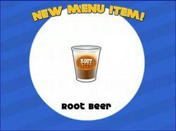 Unlocking root beer