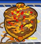 Thanksgiving donut