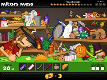 Mitch's Mess