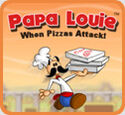 Papa Louie gameicon