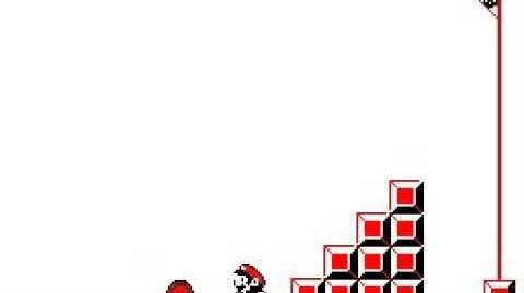 Mario Shows Off!
