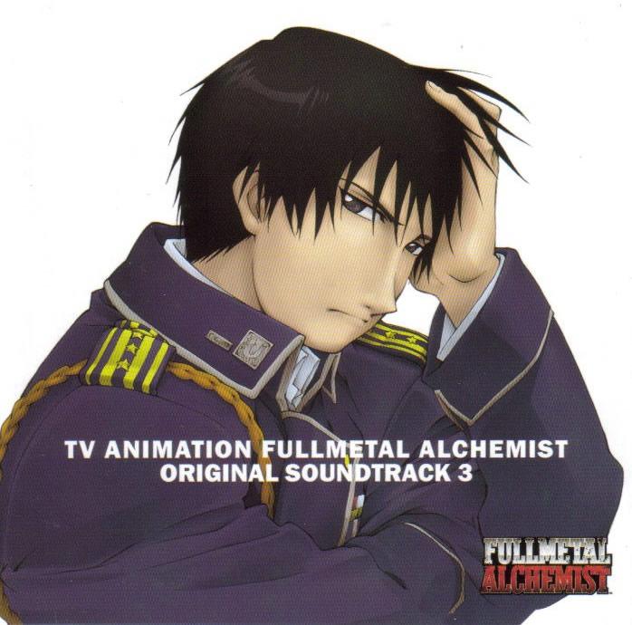 portada de Fullmetal Alchemist Original Soundtrack 3