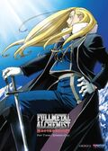 Fullmetal Alchemist Brotherhood DVD 3