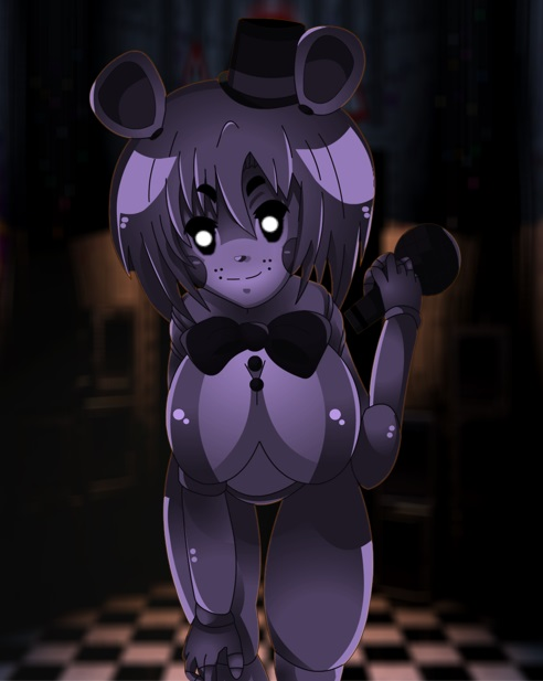 Image Shadow Freddy Alt Jpg Five Nights In Anime
