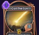 Call The Sun