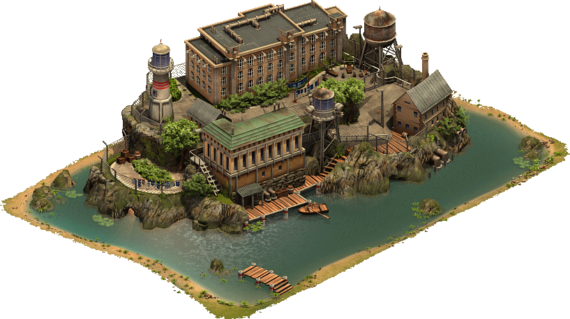 Forge Of Empires Supplies Buildings