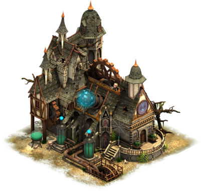 Mad Scientist 39 S Lab Forge Of Empires Wiki Fandom
