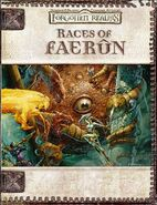 Races of faerun cover