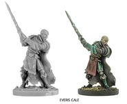 D&D collectors mini - Everis Cale