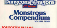 Monstrous Compendium Forgotten Realms Appendix (MC3)