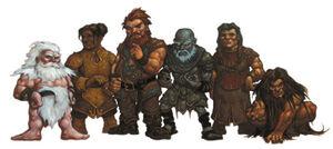 Dwarves - MoF