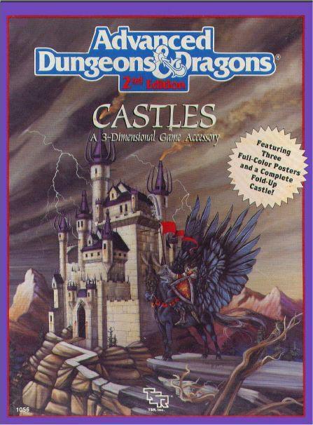 castles  boxed set