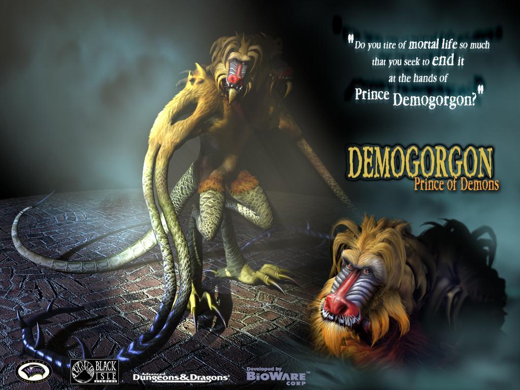 Image - Demogor... Forgotten Realms Art