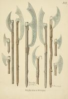 Bardiches and Axes