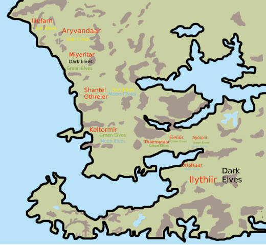 File:Elven Realms before the Crown Wars.png