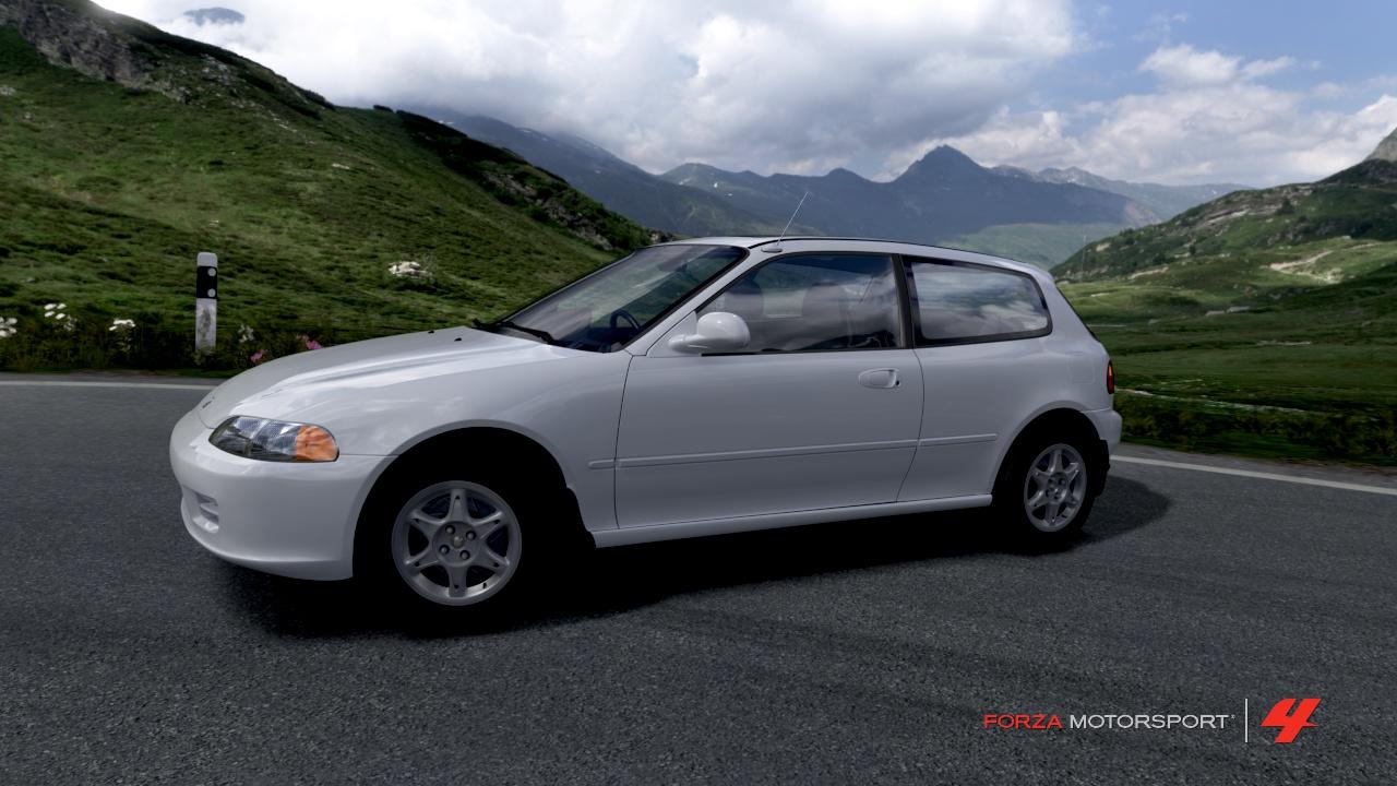 Forza Horizon 3 Car List >> 1994 Civic 1.5 VTi | Forza Motorsport 4 Wiki | Fandom ...