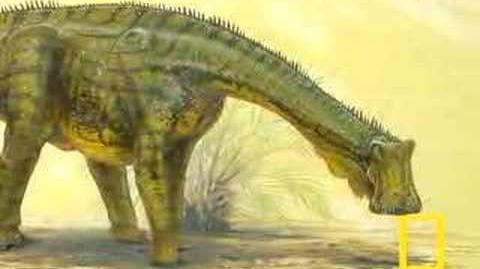 """Lawn Mower"" Dinosaur Debuts"