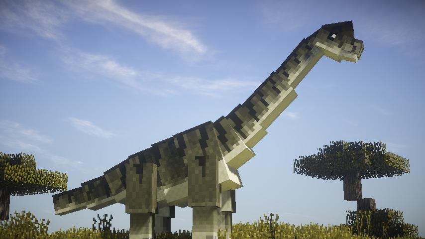 Brachiosaurus Dinosaurs